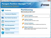 Partition manager